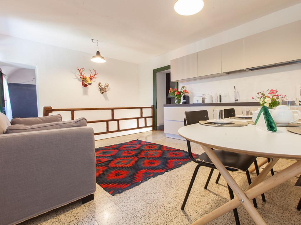 Acacia-cucina
